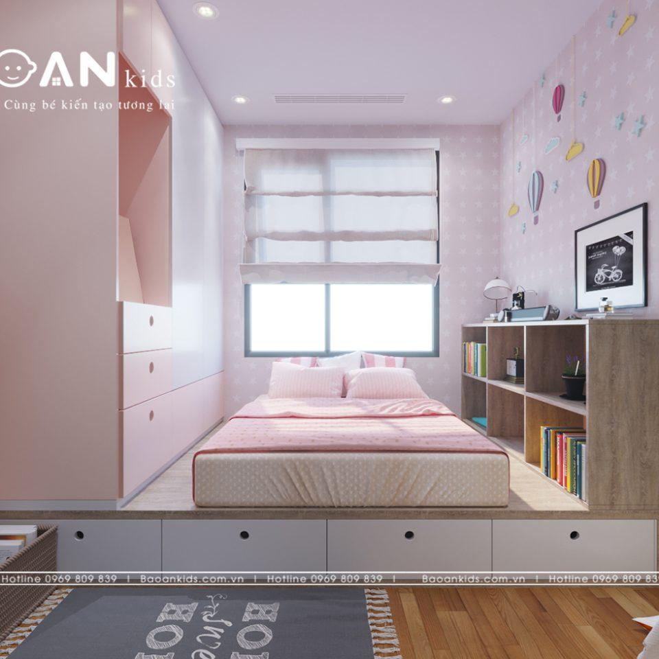 Mẫu phòng ngủ đơn giản view 4