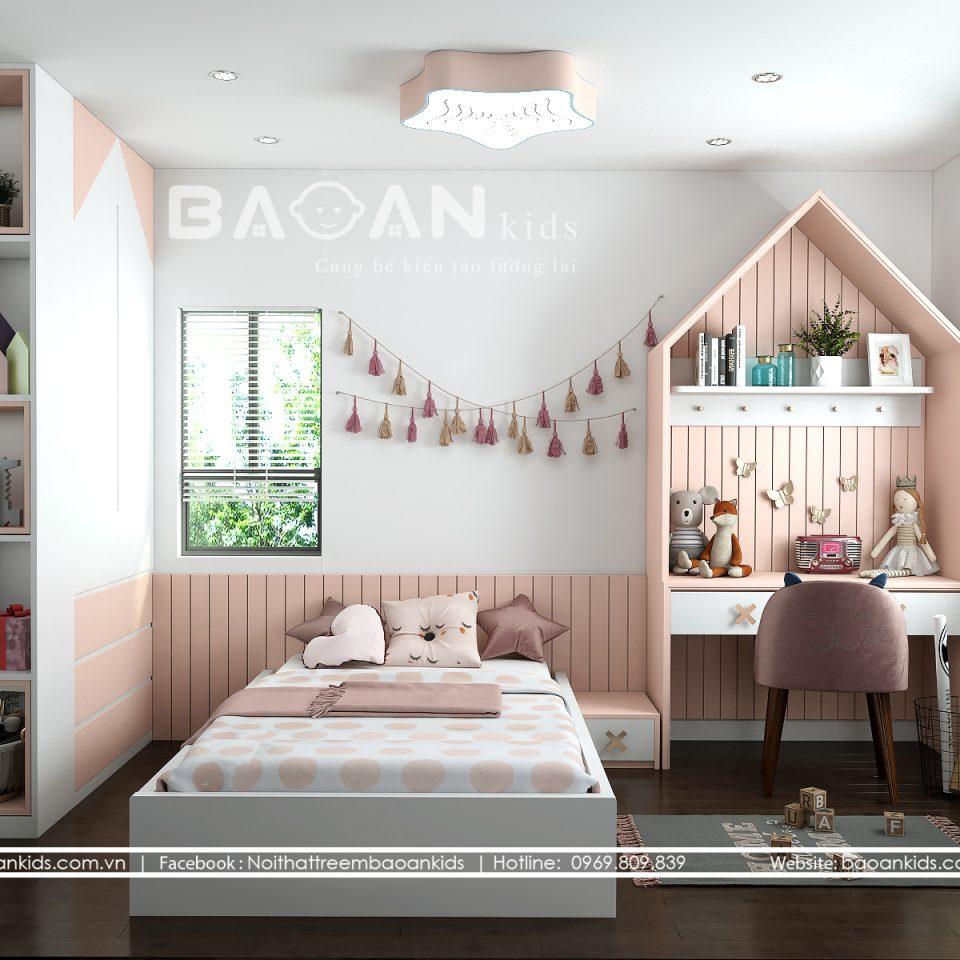 BG30 Phòng ngủ cho con gái view 1